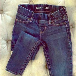 Gap Girls legging Jean size 5